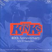 Click here for more info about 'The Kinks - 40th Anniversary SACD Sampler'
