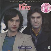 Click here for more info about 'The Kinks - A Compleat Collection - promo stamped'