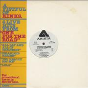 Click here for more info about 'The Kinks - A Fistful Of Kinks... + Poster'