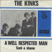 Click here for more info about 'The Kinks - A Well Respected Man'