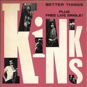 Click here for more info about 'The Kinks - Better Things - DoublePack'