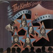 Click here for more info about 'The Kinks - Celluloid Heroes: The Kinks' Greatest'