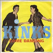 Click here for more info about 'The Kinks - Come Dancing'