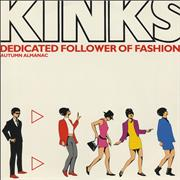 Click here for more info about 'The Kinks - Dedicated Follower Of Fashion'