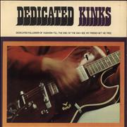 Click here for more info about 'The Kinks - Dedicated Kinks EP'
