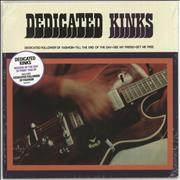 Click here for more info about 'The Kinks - Dedicated Kinks'