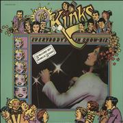 Click here for more info about 'The Kinks - Everybody's In Show-biz'