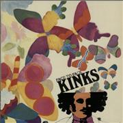 Click here for more info about 'The Kinks - Face To Face - 1st - Export'
