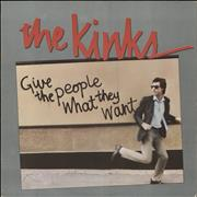 Click here for more info about 'The Kinks - Give The People What They Want'