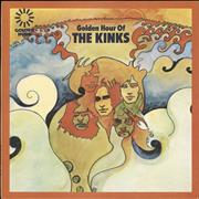 Click here for more info about 'The Kinks - Golden Hour Of The Kinks - 1st - EX'