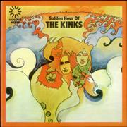 Click here for more info about 'The Kinks - Golden Hour Of The Kinks - 2nd'
