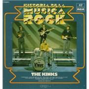 Click here for more info about 'The Kinks - Historia De La Musica Rock'