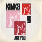 Click here for more info about 'The Kinks - How Are You'