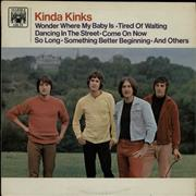 Click here for more info about 'The Kinks - Kinda Kinks'