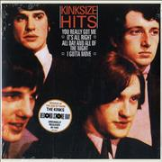 Click here for more info about 'The Kinks - Kinksize Hits EP 2 - RSD 15'