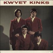 Click here for more info about 'The Kinks - Kwyet Kinks EP - VG'