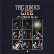 Click here for more info about 'The Kinks - Live At Kelvin Hall'