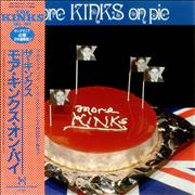 Click here for more info about 'The Kinks - More Kinks On Pie'
