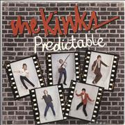 Click here for more info about 'The Kinks - Predictable'