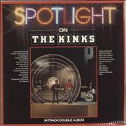 Click here for more info about 'The Kinks - Spotlight On The Kinks - EX'