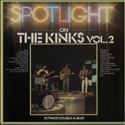 Click here for more info about 'The Kinks - Spotlight On The Kinks Vol 2'