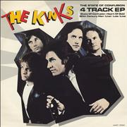 Click here for more info about 'The Kinks - State Of Confusion'
