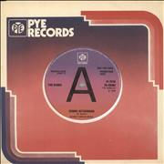 """The Kinks Sunny Afternoon - A Label UK 7"""" vinyl Promo"""