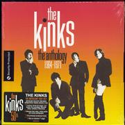 Click here for more info about 'The Kinks - The Anthology 1964-1971 - Sealed'