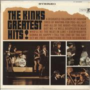 Click here for more info about 'The Kinks - The Kinks Greatest Hits - 1st - shrink'