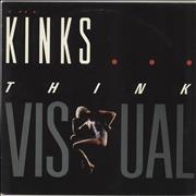 Click here for more info about 'The Kinks - Think Visual'