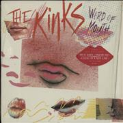 Click here for more info about 'The Kinks - Word Of Mouth'