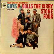 Click here for more info about 'The Kirby Stone Four - Guys & Dolls'