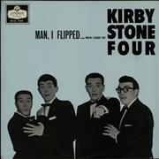 Click here for more info about 'The Kirby Stone Four - Man, I Flipped... When I Heard The Kirby Stone Four'