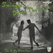 Click here for more info about 'The Kirby Stone Four - Swingin' Down The Lane'