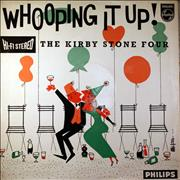 Click here for more info about 'The Kirby Stone Four - Whooping It Up!'