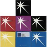The Knife Quantity of Seven Promo CD/DVD Singles UK CD single Promo