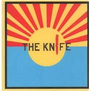 The Knife The Knife Sweden CD album Promo