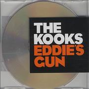 Click here for more info about 'The Kooks - Eddie's Gun'