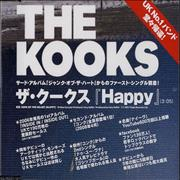 Click here for more info about 'The Kooks - Happy'