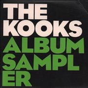 Click here for more info about 'The Kooks - Album Sampler'