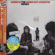 Click here for more info about 'The Kooks - Inside In / Inside Out Acoustic + Obi'