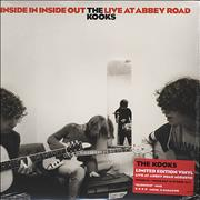 Click here for more info about 'The Kooks - Inside In Inside Out: Live At Abbey Road'