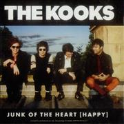 Click here for more info about 'The Kooks - Junk Of The Heart [Happy]'