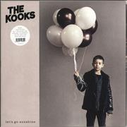 Click here for more info about 'The Kooks - Let's Go Sunshine'