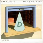 Click here for more info about 'The Korgis - Dumb Waiters'