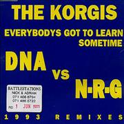Click here for more info about 'The Korgis - Everybodys Got To Learn Sometime '93 Remix'