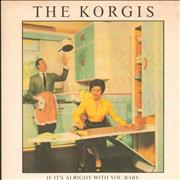Click here for more info about 'The Korgis - If It's Alright With You Baby'