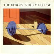 Click here for more info about 'The Korgis - Sticky George'