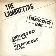 Click here for more info about 'The Lambrettas - Another Day (Another Girl) - Picture sleeve'