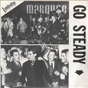 Click here for more info about 'The Lambrettas - Go Steady - Marquee Picture sleeve'